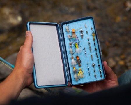 Tacky Flydrophobic Box