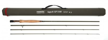 Hanak Superb XP Rods