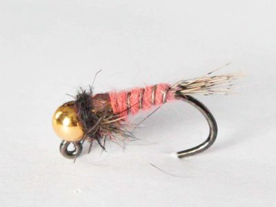 ZTX2 Pink Rabbit Jig Nymph