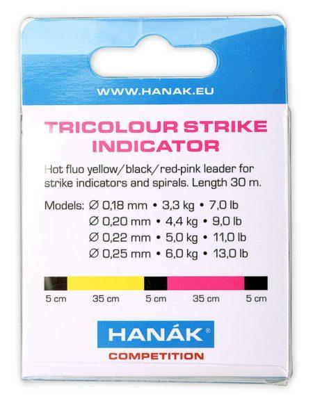 Hanak Tricolor Indicator Line 30m - back