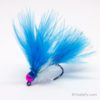 Euro Streamer Jig FWF - Blue