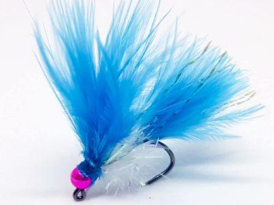 Euro Streamer Jig FWF - Blue