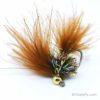Euro Streamer Jig FWF - Brown