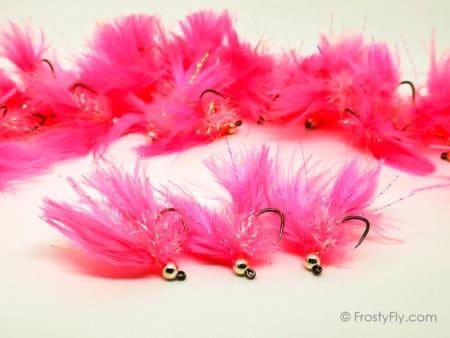 Euro Streamer Jig FWF - Pink