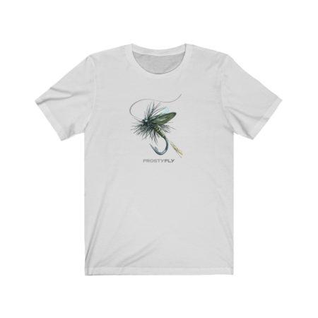 Mayfly Short Sleeve Tee - Ash