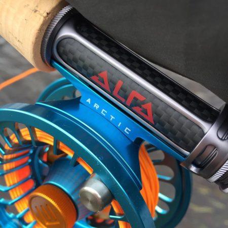 Alfa ARCTIC Reels - Petrol Blue