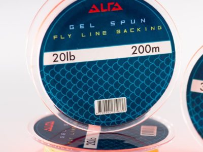 Alfa Gel Spun Backing Line