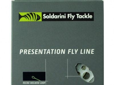 Soldarini Presentation WF Floating Fly Line - Light Olive - Light Tan