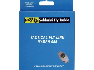 Soldarini Tactical Nymphing Fly Line 0.55mm