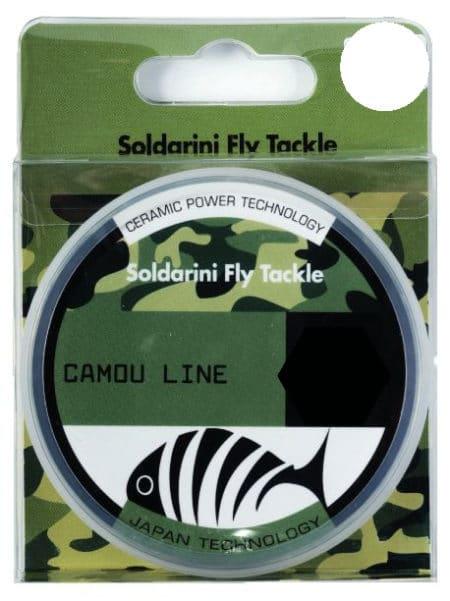 Soldarini Camou Line Leader Material 50m