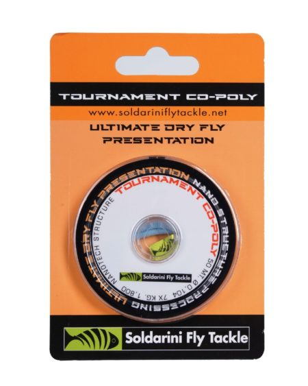 Soldarini Tournament Co-Poly Tippet 50m