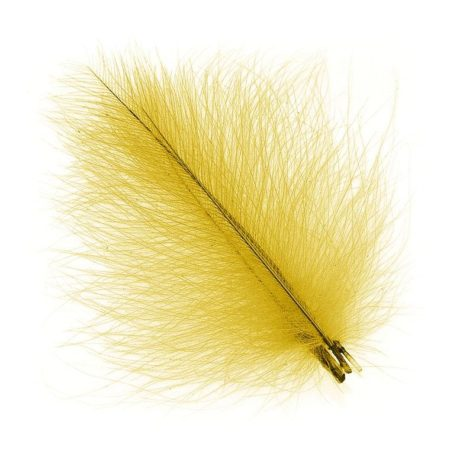 Hemingway's CDC Feathers - Dirty Yellow