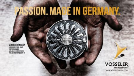 Vosseler Passion Fly Reels - Made in Germany
