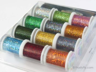 Hemingway's HOLO Flat Tinsel Set of 12