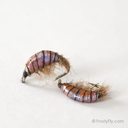 Realistic Scud Fly - 3D Pink