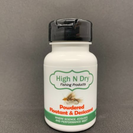 High N Dry Powdered Fly Floatant & Desiccant