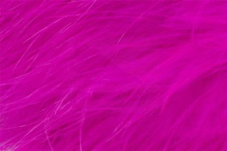 Marabou Feathers - Hand-Selected - Fluo Pink