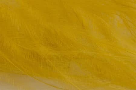 Marabou Feathers - Hand-Selected - Golden Olive