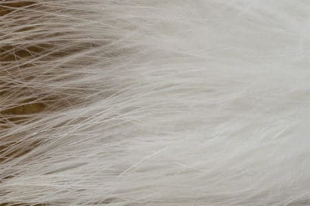 Marabou Feathers - Hand-Selected - White