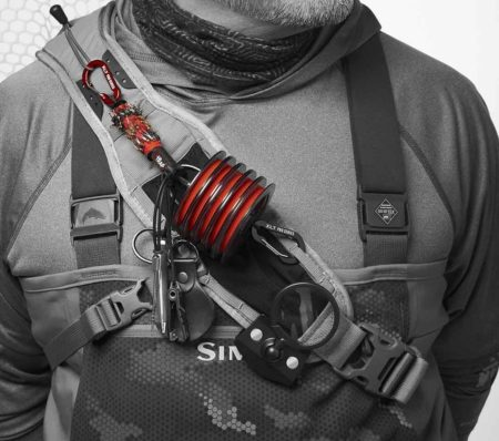 XLT Fly Trap Tippet Holder Pro Series - Full Strap Front