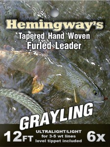 Furled Leader Grayling