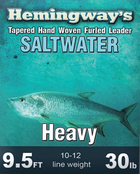 Furled Leader Saltwater Heavy
