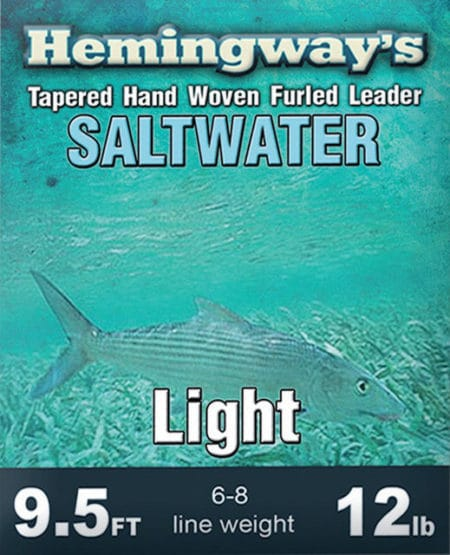 Furled Leader Saltwater Light