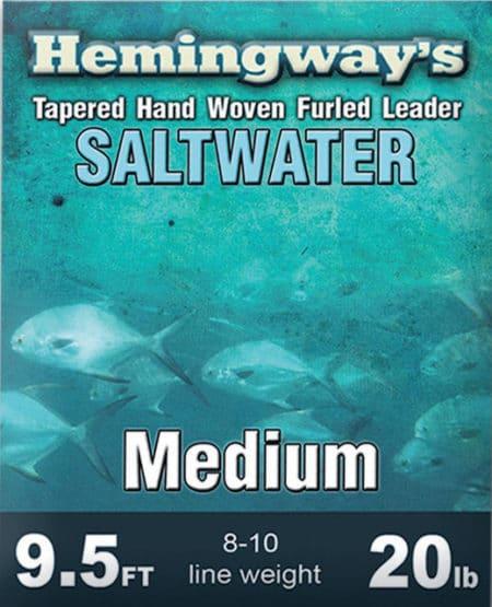 Furled Leader Saltwater Medium