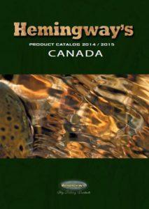 Hemingway's Product Catalog 2014/2015 Canada