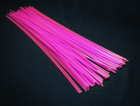 Hemingway's Tube Fly System - Fluo Pink 2