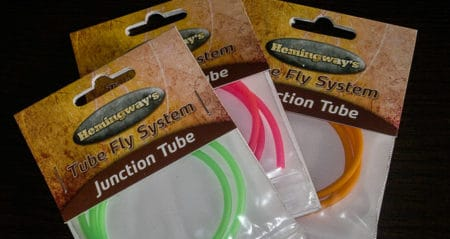 Hemingway's Tube Fly System - Junction Tube
