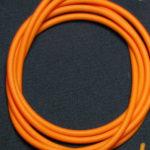 Hemingway's Tube Fly System - Junction Tube - Fluo Orange