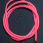 Hemingway's Tube Fly System - Junction Tube - Fluo Pink
