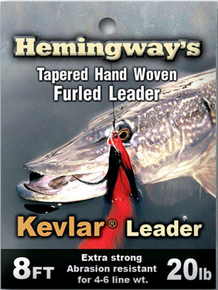 Hemingway's Furled Leader Kevlar