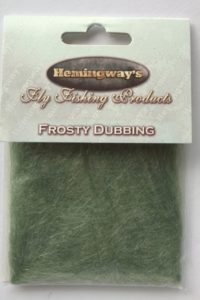 Dubbing - Frosty - Light Olive
