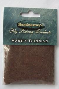 Hemingway's Hare Dubbing - Brown