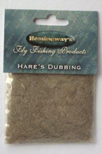 Hemingway's Hare Dubbing - Gray