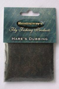Dubbing - Hare - Black