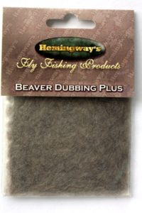 Beaver Plus Dubbing - Dark Gray