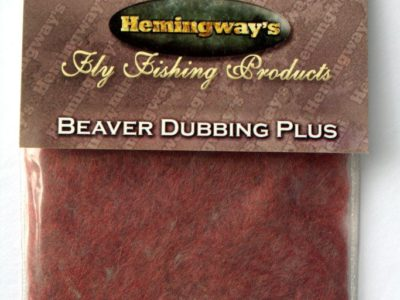 Hemingway's Beaver Dubbing Plus - Red Wine