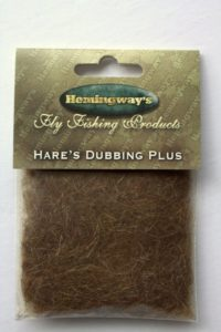 Hemingway's Hare Plus Dubbing in Olive Brown