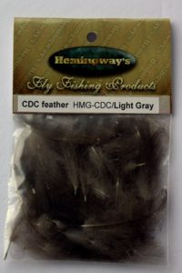 CDC Feathers - Light Gray