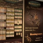 Hemingway's @ EFTTEX 2014 - Realistic Fly Tying Parts Selection
