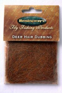 Hemingway's Deer Hair Dubbing