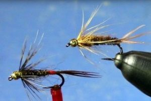 Pheasant Tail Fly Tying Video by Tim Cammisa