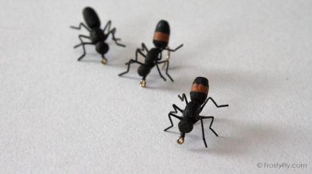 Realistic Ant Flies