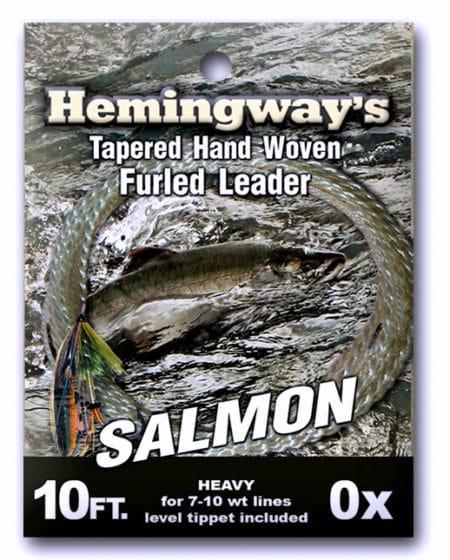 Hemingway's Furled Leader Salmon