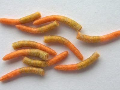 Tube Body - Hoppers - Orange