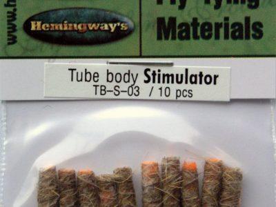 Tube Body - Stimulators - Hot Orange 2