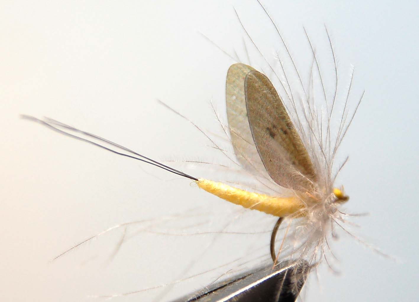 How To Tie Realistic Mayfly